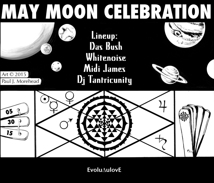 May Moon Celebration
