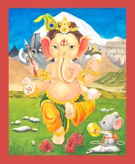 गणेश Ganapati Devata
