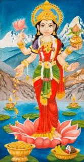 लक्ष्मी lakṣmī