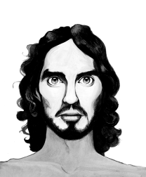 Russell Brand B_W2