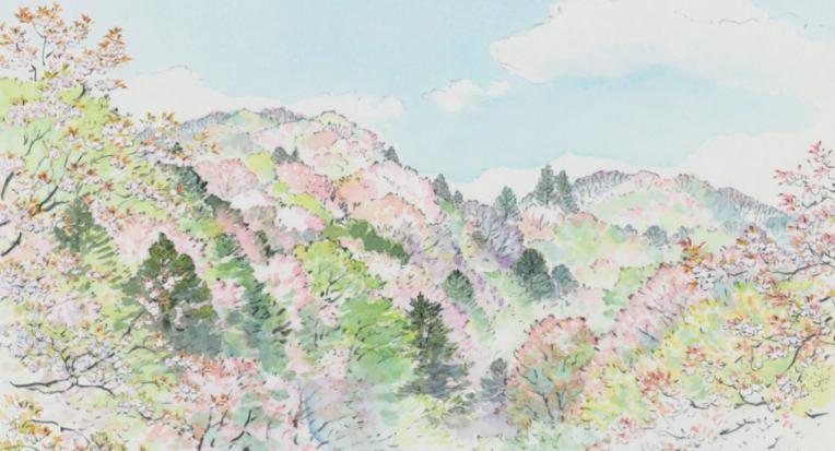 Princess Kaguya Spring